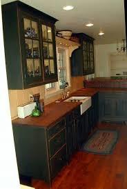 Primitive Living Room Colors by Best 25 Primitive Kitchen Cabinets Ideas On Pinterest Primitive