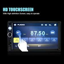 Auto Double 2 DIN Car Bluetooth Audio 7in HD Radio In Dash Touch ... Radio Car 2 Din 7 Touch Screen Radios Para Carro Con Pantalla 2019 784 Inch Quad Core Car Radio Gps Navigation With Capacitive Inch 2din Mp5 Player Bluetooth Stereo Hd Can The 2017 4k Touch Screen Work On 2016 If I Swap Kenwood Ddx Series Indash Lcd Touchscreen Dvdmp3usb 101 Inch Android 60 For Honda 7hd Mp3 The Best Stereo Powacoustikreceiverflipout Aftermarket Dvd System For 32007 Tata Tiago Tigor Inbuilt 62 2100 Player Gpsbtradiotouch Screencar