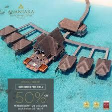 100 Anantara Kihavah Maldives Travel Wonders