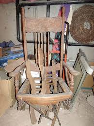 Restoration: 1878 Platform Glider Rocking Chair: 10 Steps ... Berton Bottemiller Vintage 80s Homecrest Rocking Swivel Asheville Wood Grand Chair No 695s Ah Schram Coil Spring Rocker 1897 Collectors Weekly Primus Wooden Rocking Chair Blades Metal Springs Childs Cushion Mainstays Retro Cspring Outdoor Red Walmartcom Antique With Custom Embroidery On Linen A Green March 2010 From The 1800s Found Grandmas Platform 1930s