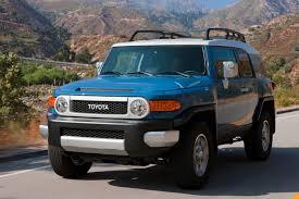 Toyota Fj Cruiser Truck