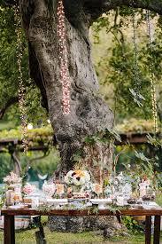 Beautiful Outdoor Vineyard Wedding In Malibu