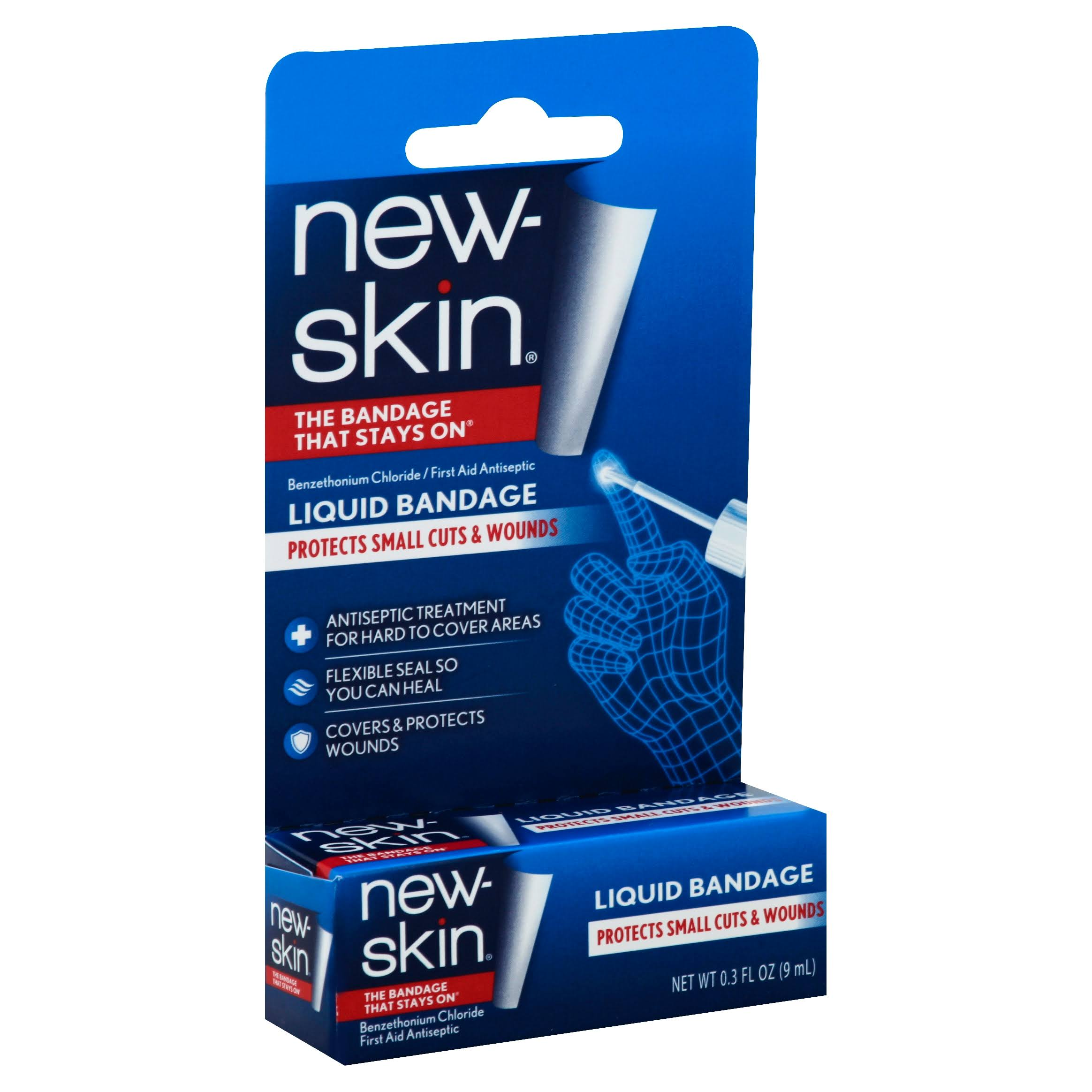 New Skin Liquid Bandage - 9ml