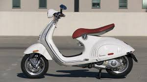 First Times Ride All New Vespa 946