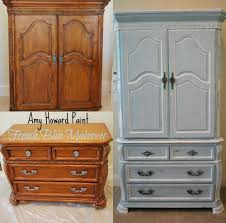 French Blue Armoire Makeover Using Amy Howard One-Step Paint ... Bedroom Tv Armoire Best Home Design Ideas Stesyllabus Chalk Paint Makeover Nyc Armoires And Wardrobes For Your Or Apartment At Abc Transformed Twicefishing Up With Artsy Custom Cabinet Desk Creative Of Doll Wardrobe Shabby Chic Light Blue Coat Closet Tammy Jewelry Multiple Colors By Acme 70acme97169 How To Install Mirrored Steveb Interior Distressed For Dinnerware Create A Awesome 19th Century French Antique