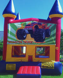 Spring Party Rentals Monster Truck $125 Up To 6 Hours 13L X 15W X ... Monster Truck Bounce House Jump Houses Dallas Rental Austin Rentals Introducing The Combo Water Slide Houston Sky High Party The Patriot Inflatable Whiteford Contractor Equip Powered Dump Trailers 40 Container Bounce Houses Doral Comobo Disco Dome Bouncy Castle For Sale Trex Obstacle