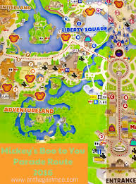 New York Halloween Parade Route Map by Walt Disney World Archives Page 2 Of 4 On The Go In Mco