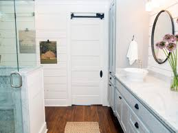 5 Things Every Fixer Upper-Inspired Farmhouse Bathroom Needs ... Barn Tin Bathroom Country Homes Pinterest Pottery Sussex Triple Sconce Bitdigest Design Bathroom Bed Bath Fniture Monogrammed New York 11 Terrific Vanities For Inspiration Our Vintage Home Love Master Redo Featuring Reclaimed Wood Cabinets Crate And Barrel Vanity Cabinet Cldcepartnershipsorg Bathrooms Restoration Sinks Style Farm Sink Console Look
