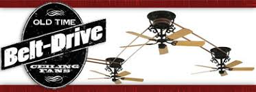Belt Driven Ceiling Fans Australia by Classic Belt Drive Ceiling Fans By Barn Light Electric Blog
