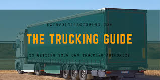 How To Get Your Own Trucking Authority And Be Your Own Boss