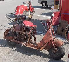 Scooter Cushman De 1940 USA