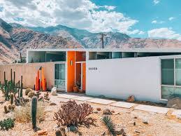 100 Desert House Dazey Famous Midcentury Design Palm Springs CA