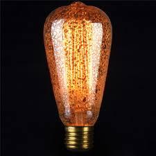 st58 e27 40w retro edison light bulb ac 110 120v incandescent