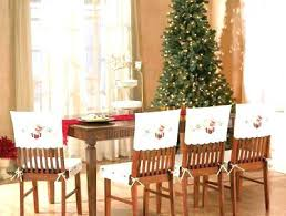 Chair Back Covers For Dining Chairs Room Kitchen Attractive