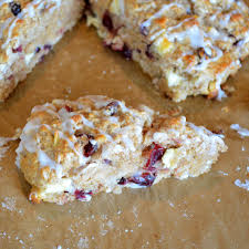 Pumpkin White Chocolate Chip Scones by White Chocolate Cranberry Scone