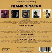 Frank SINATRA Timeless Classic Albums Vol 2 Vinyl At Juno Records