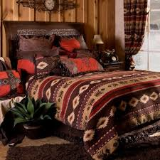 Cabin Bedding Rustic Bedding Lodge Quilt sets Ranch Style
