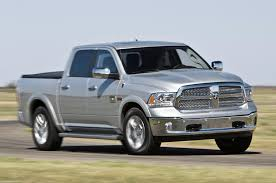 100 Ram Trucks 2014 1500 EcoDiesel First Test MotorTrend