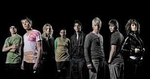 Cast Of Halloween 2007 by From Dev Patel To Nicholas Hoult What Are The Skins Cast Up To