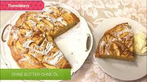 apfelkuchen ohne fett ihr werdet begeistert sein thermimarry