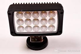 auto electrical system led work light 45w waterproof led light