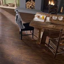 Kensington Manor Handscraped Laminate Flooring by Pergo Xp Coffee Handscraped Hickory 10 Mm Thick X 5 1 4 In Wide X