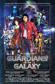 Michael Jackson As Star Lord And Other Awesome Guardians Of The