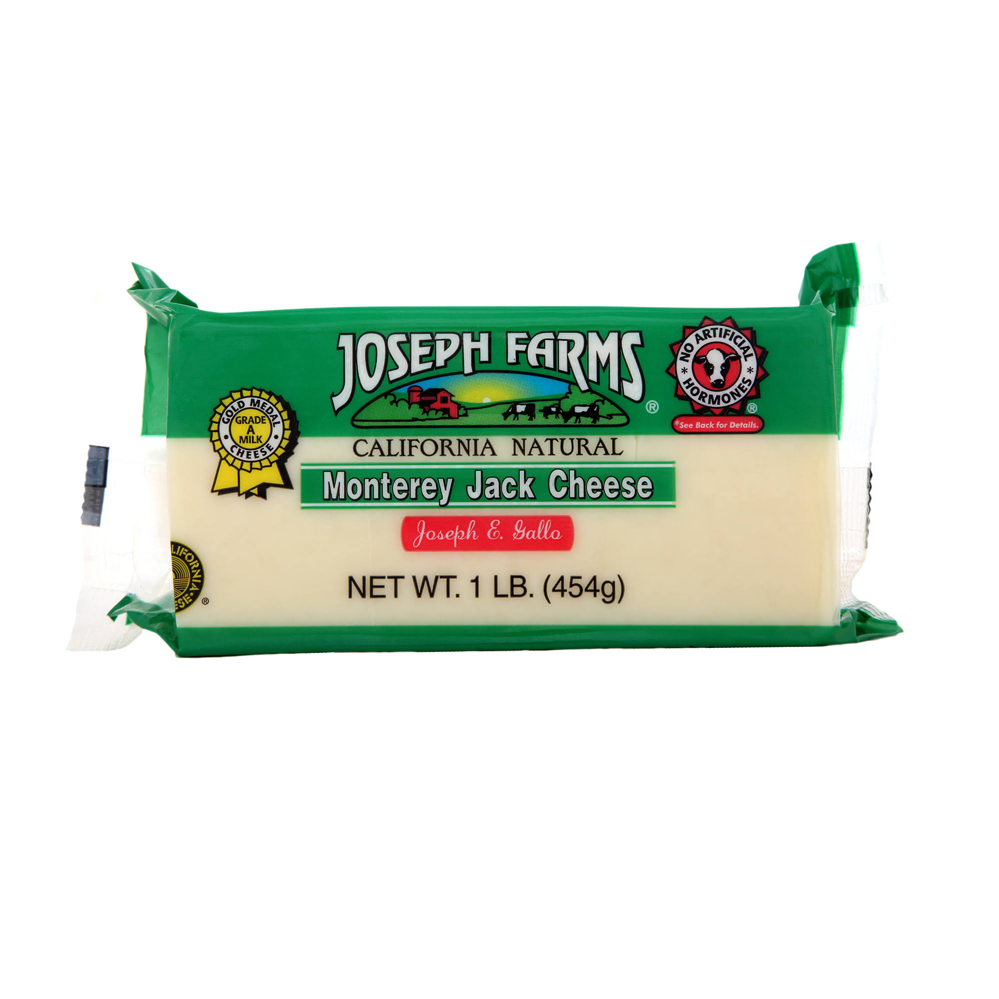Joseph Farms Monterey Jack Cheese - 16oz