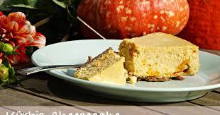 kürbis cheesecake herbstlich fein mit vielen gewürzen