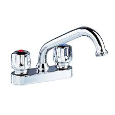 Kohler Utility Sink Faucet by American Standard 7573 140 002 Double Handle Laundry Faucet