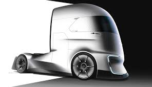 100 Ford Future Trucks FVision Truck Concept By Levent TUNA Motivezine