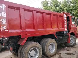 Savivarčių Sunkvežimių HOWO Dump Trucks Cheap For Sale Pardavimas ...