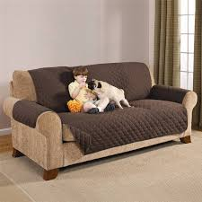 Sofa Covers For Living Room Reversible Pet Dog Couch Protector
