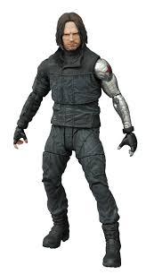 Marvel Select Captain America 3 Civil War Winter Sol r