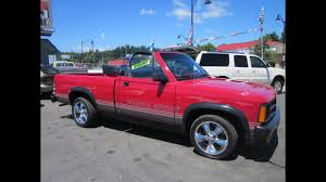 1989 DODGE DAKOTA SPORT FACTORY CONVERTIBLE SOLD!!!! - YouTube