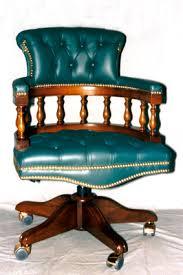 fauteuil bureau chesterfield fauteuils chesterfield de bureau