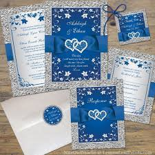 Designs Navy Blue Wedding Invitations Kits Plus And Pink In Conjunction With Dusty As Well Royal