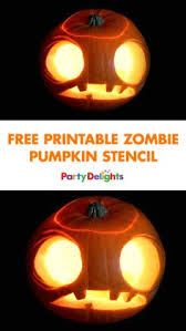 Walking Dead Pumpkin Template Free by Pumpkin Carving 2010 Pumpkin Carving And Plants Vs Zombies