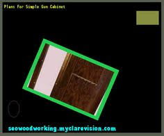 wood projects gun cabinet 110159 woodworking plans and projects