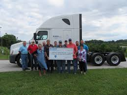 100 Purdy Brothers Trucking Glenn Willecke Million Mile Safe Driver Club Recognition