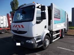 Nutzfahrzeuge Verkauf 1 X Renault Midlum 240 16 DXI Müllwagen SEMAT ...