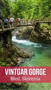 Gorge by Vintgar Gorge Walk Photos And Tips Lake Bled Gorge Slovenia