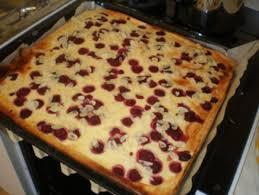 himbeer quark kuchen vom blech