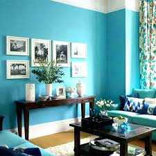 Turquoise Accent Wall Bedroom Walls