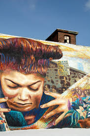 Philly Mural Arts Tour by Philadelphia Mural Arts Tour The Penn Stater Magazine