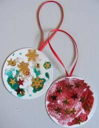 Christmas Bauble Decorations Printable