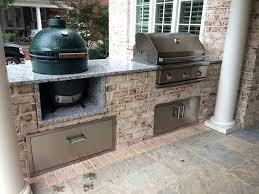Incredible Big Green Egg Outdoor Kitchen Ideas Eggs Kitchens