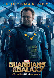 Guardians Of The Galaxy Corpsman Dey Poster
