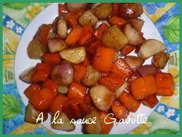navet cuisine carottes et navets caramélisés a la sauce gavotte cuisine et santé