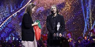 Sobral From Portugal Wins Eurovision Song Contest 2017